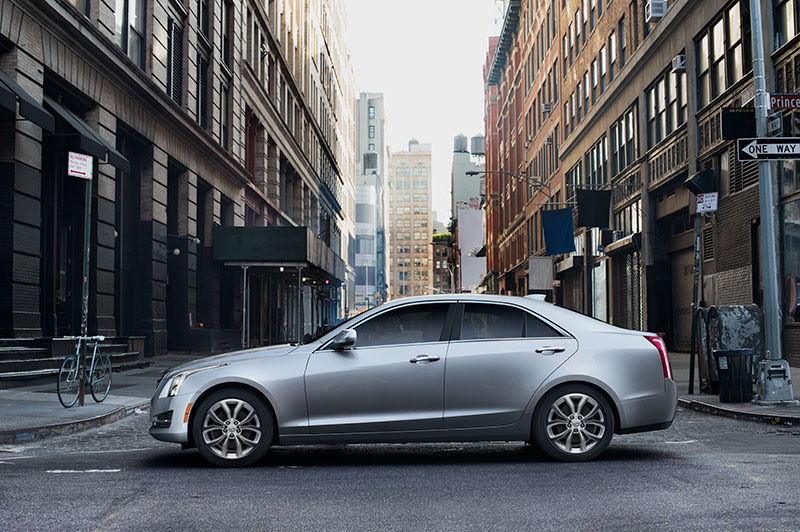 2018 ATS Sedan | Houston Area Cadillac Dealers